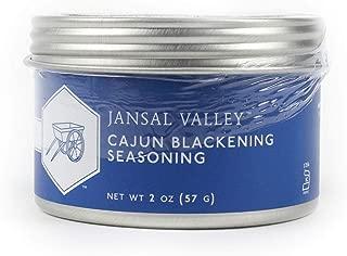 Jansal Valley Cajun Blackening Seasoning, 2 Ounce