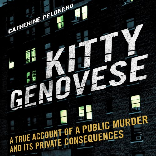 Kitty Genovese audiobook cover art