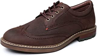 Men's Oxford, Casual Lace-Up Dress Shoes