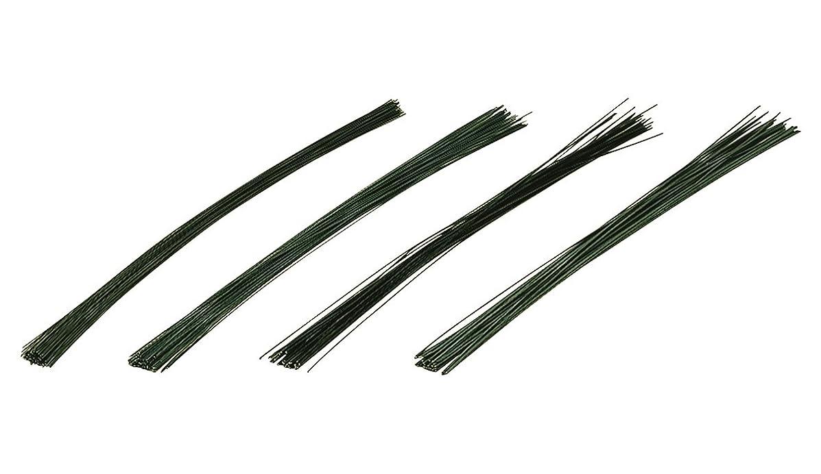 Glorex Wire 26?Gauge Wire, Green 35.4?x 5.6?x 0.1?cm
