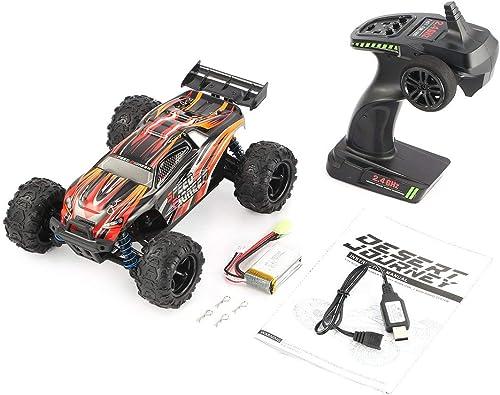 PXtoys 9302 1 18 4WD RC Gel ewagen Hochgeschwindigkeits-RC-Rennwagen für Pioneer RTR Monster Truck Spielzeug Geschenk