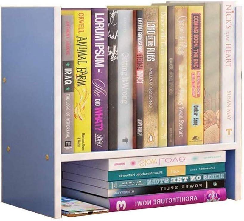 Large discharge sale HIZLJJ Desktop Award-winning store Organizer Office Storage Wood Dis Adjustable Rack