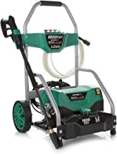Earthwise PW18004FS-GN 1800 PSI 1.2 GPM 13-Amp Pressure Washer, Green