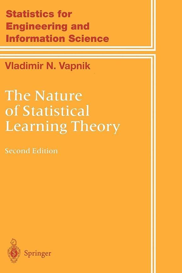 周波数コメント若さThe Nature of Statistical Learning Theory (Information Science and Statistics)