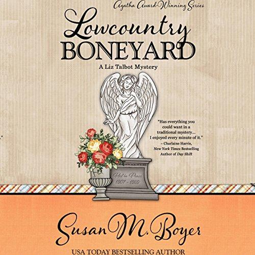 Lowcountry Boneyard audiobook cover art