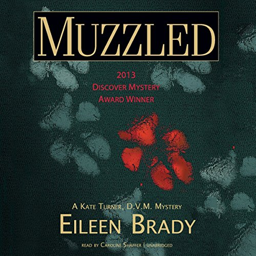 Muzzled audiobook cover art
