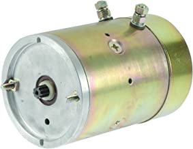 NEW Electric Pump Motor Fits Curtis Snow Plow Fenner Stone Prime 1788-Ac 2578-Ac 2-YEAR WARRANTY