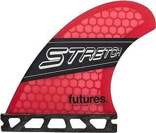 stretch quad future fins