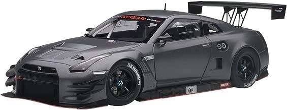 Nissan GT-R Nismo GT3 Dark Matt Grey 1/18 by Autoart 81583