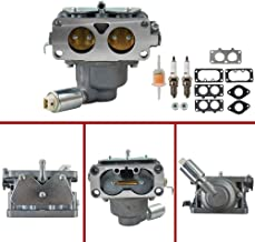 WFLNHB Carburetor for John Deere L111 L118 L120 LA120 LA130 LA135 LA140 LA145 LA150