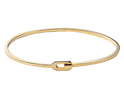 Miansai Ace Cuff (Polished Gold) Bracelet