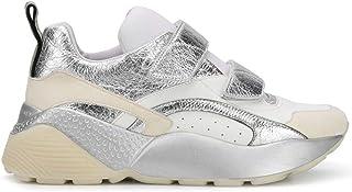 Stella McCartney Luxury Fashion Womens 491513W188V9029 Silver Sneakers | Fall Winter 19