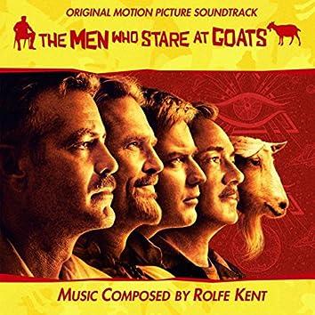 The Men Who Stare At Goats (Original Soundtrack) (Score)