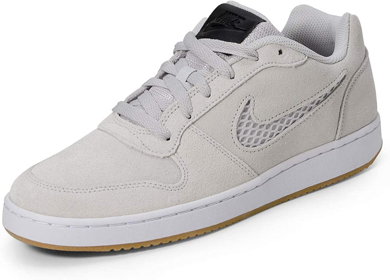 Nike Herren Ebernon Low Premium Turnschuhe Grau Attraktiv und langlebig
