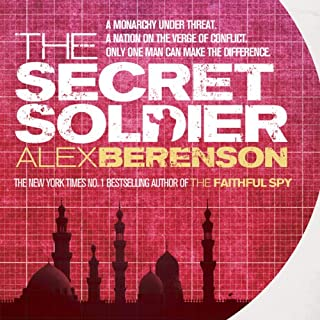 The Secret Soldier                   By:                                                                                                                                 Alex Berenson                               Narrated by:                                                                                                                                 George Guidall                      Length: 11 hrs and 23 mins     29 ratings     Overall 4.1