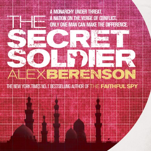 The Secret Soldier cover art