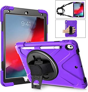 For iPad Air 3 10.5 2019 Pro 10.5 Strap Cover Case Stand W/Pencil Holder