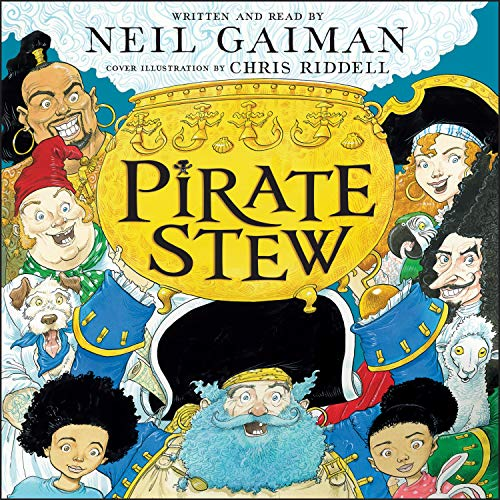 Pirate Stew cover art