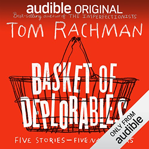 Basket of Deplorables audiobook cover art