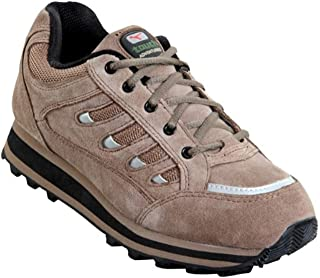 Lakhani Touch 111 Men Taupe Brown Sports Shoes.