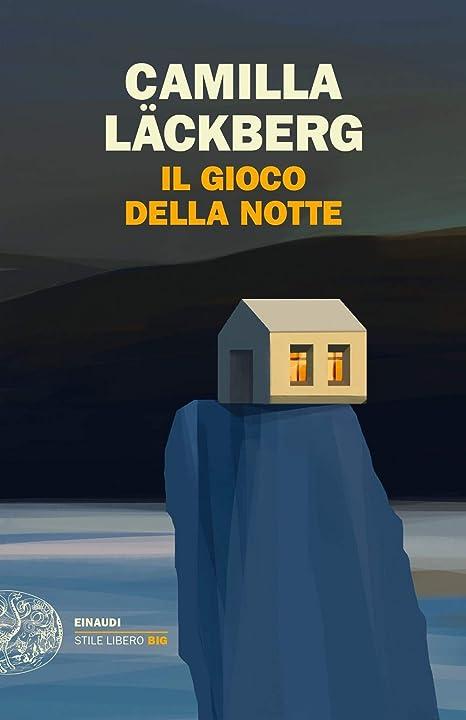 Camilla läckberg  - il gioco della notte (italiano) copertina flessibile 978-8806243777