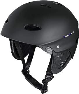 Tontron Adult Whitewater Kayaking Canoeing Bike Skate Multi-Sports Helmet