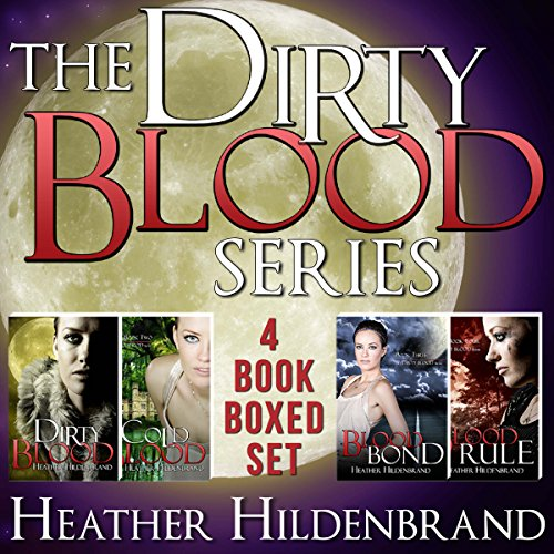 Dirty Blood Series Box Set cover art