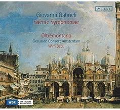 Gabrieli: Sacrae Symphoniae by Oltremontano (2013-10-10)