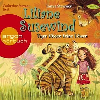 Tiger küssen keine Löwen     Liliane Susewind für Hörer ab 8 Jahren 2              Autor:                                                                                                                                 Tanya Stewner                               Sprecher:                                                                                                                                 Catherine Stoyan                      Spieldauer: 2 Std. und 38 Min.     65 Bewertungen     Gesamt 4,8