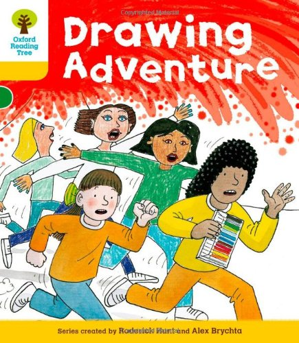 Oxford Reading Tree: Level 5: More Stories C: Drawing Adventureの詳細を見る