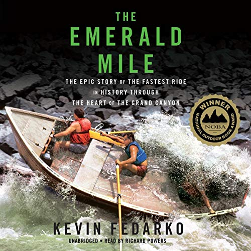 The Emerald Mile  By  cover art