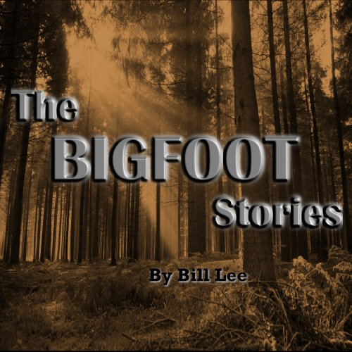 Bigfoot's Best Friend audiobook cover art