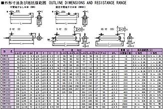 TDO抵抗器 電力形ホーロー被覆巻線抵抗器 5W RWH5G 600ΩJ (OS)