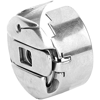 HEEPDD Caja de la Bobina, BC-DBM (Z1) -NBL Caja de la Bobina de Acero Inoxidable Accesorios para máquinas de Coser industriales Piezas de Repuesto para automóviles de ...