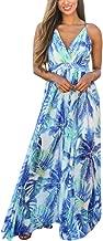 Elegant Women's Dresses - Sexy Wrap V Neck Maxi Dresses