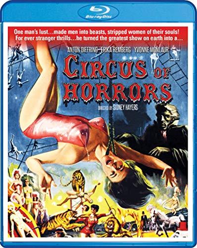 Circus Of Horrors [Blu-ray]
