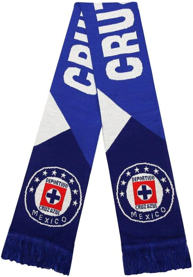 Icon Sports Cruz Azul Officially Finally resale start 35% OFF Scarf Product Soccer