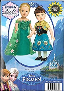 Best frozen fever costume pattern Reviews