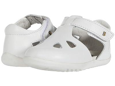 Bobux Kids Step Up Zap (Infant/Toddler) (White) Kids Shoes
