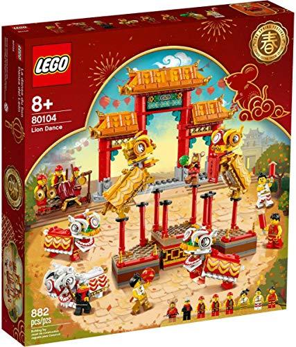 LEGO Capodanno Cinese 80104 Lion Dance A2020
