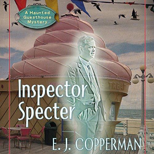 Inspector Specter cover art
