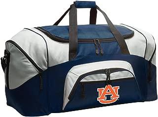 Auburn University Duffel Bag Large Auburn Suitcase or Gym Bag for Men Ladies Him or Her!