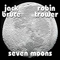 Seven Moons by JACK / TROWER,ROB BRUCE (2011-11-22)