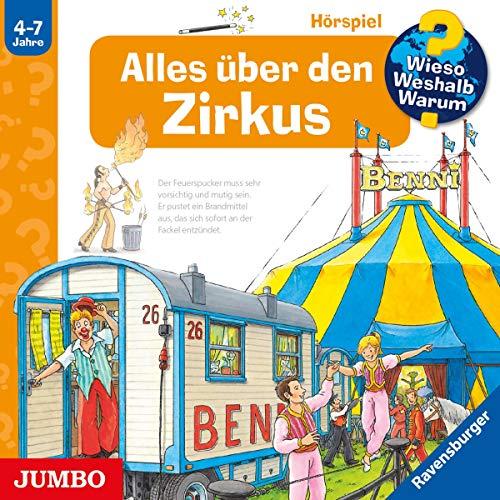 Alles über den Zirkus Titelbild