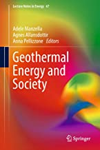 Geothermal Energy and Society (Lecture Notes in Energy Book 67)