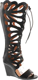 Best wedge gladiator sandals for women Reviews