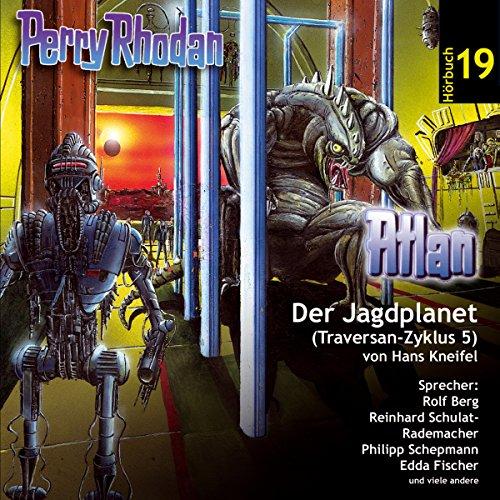 Atlan - Der Jagdplanet audiobook cover art
