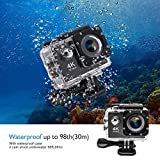 Zoom IMG-2 sport action camera fotocamera impermeabile