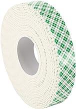 TapeCase 1.375-5-4004 natuurlijk polyurethaan plakband, dubbel gecoat schuim, 200 V, diëlektrische dikte, 5 meter lang, 4,...