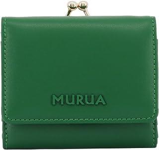 [ムルーア] 三つ折り財布 ミニ財布 シンプル レディース MR-W812